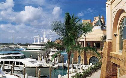 Atlantis Bahamas Marina